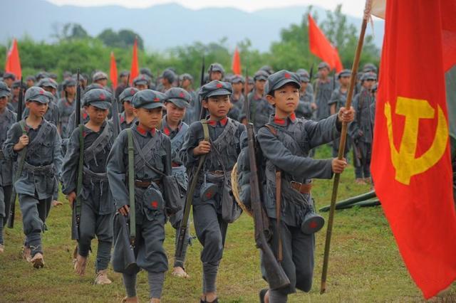 红军最年轻的师:平均18岁,有人17岁当师政委,走出2开国上将
